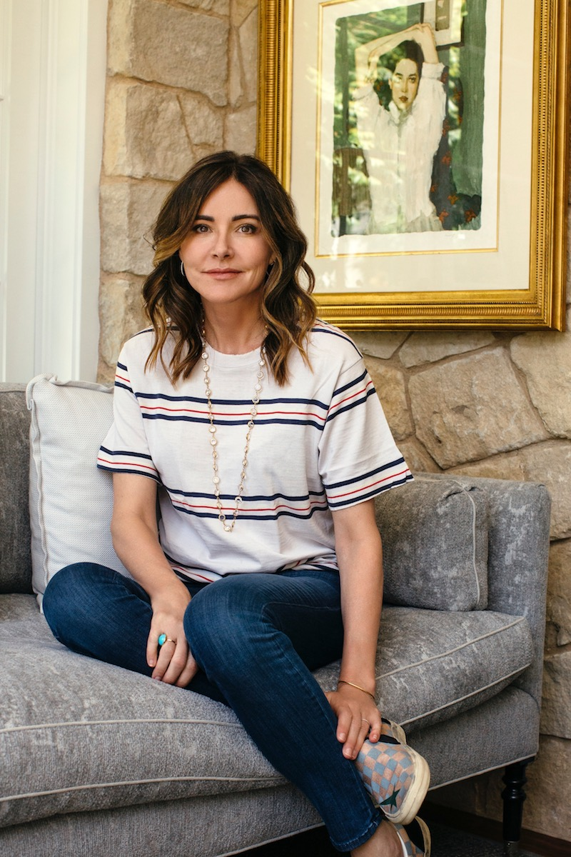 Christa Miller S Age Defying Beauty Tips The Purist