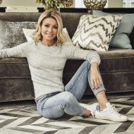 Kelly Ripa Does Some Soul Searching With Stacey Griffith
