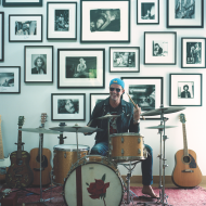 At Home with Chad Smith: A Red Hot Chili Pepper's Soulful Photography Collection