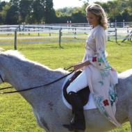 Carolyn Murphy: Riding High