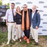David Nugent, Anne Chaisson, Rudi Dolezal, Randy Mastro 1