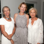 Susan Meade, Diana Howard, Hilary Loomis