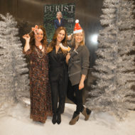 PURIST Holiday Party at Saks Fifth Avenue, New York, NY