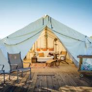 Stays: Glamping At Cedar Ridge Ranch