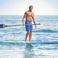 Laird Hamilton, Surfer Survivor