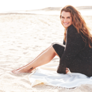 """Grab Some Sand"" by Brooke Shields"