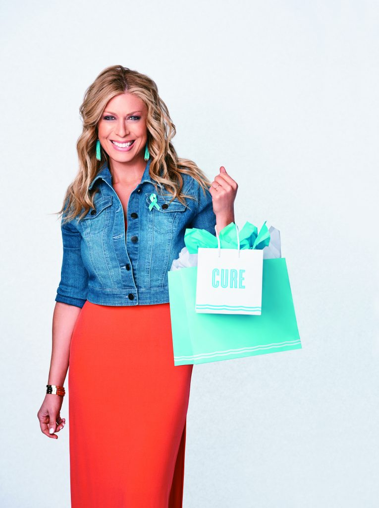 shop for a cure with jill martin and qvc the purist