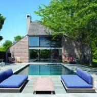 A Creative Oasis in Bridgehampton
