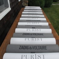 PURIST Wellness Event at Charlotte Assaf's Southampton, NY Home with Zadig & Voltaire