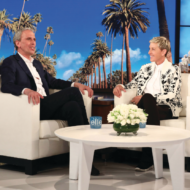 Meditation with Ellen DeGeneres
