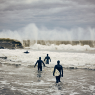 City Surf Report: Rockaway Beach