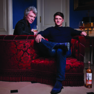 Jon Bon Jovi and Son Jesse's Chill New Rosé