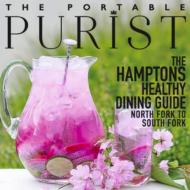 THE PORTABLE PURIST FOOD ISSUE