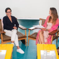 Cristina Cuomo Fireside Chat with Bobbi Brown