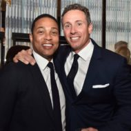 Chris Cuomo's Surprise Party at The Baccarat Hotel