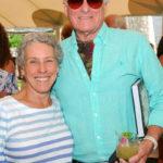 Dorothy Frankel and Tony Coron