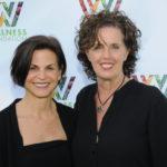 Elisa Bitton and Deb Seiffert