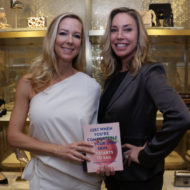 PURIST + Jimmy Choo Shopping Event & Q&A with Authors Trisha Ashworth  and Amy Nobile
