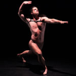 Co-producer and Paul Taylor Dance Company member Michael Apuzzo in Runes