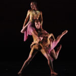 Amy Marshal Dance Company opened Dancers For Good with an excerpt from DVIJA