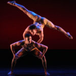 Amy Marshal Dance Company's Chad Levy and Adam Robert Dickerson