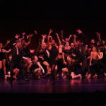 The full company of Dancers For Good 2018 featured forty dancers from eight dance companies.