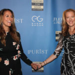 Cristina Cuomo and sister Andrea Greeven Douzet of Dancers For Good media partner The PURIST
