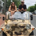 Cristina Cuomo & Moke Founder, Todd Rome on the new Moke America car