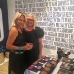 Deborah Srb & Christy Coleman, Artistic Director of Beautycounter