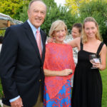 Illumination Award Honoree, Paul Amaden, Virginia Schwerin and Libby Barlow