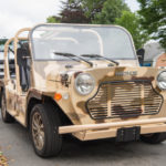The new MOKE America Car