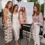 PURIST Influencer Cover Party with Marianna Hewitt and Lauren Gores