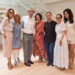 Cristina Cuomo, Marcy Warren, Christopher de Vos, Alina Cho, Peter Pilotto & Guests
