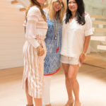 Cristina Cuomo, Marcy Warren & Guest