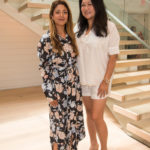 Guests at the Peter Pilotto Southampton Pop-Up