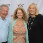 Myron Levine, Barbara Kinnier and Susan Levine