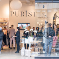 PURIST Pop-Up at Westfield Century City Mall