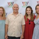 Tracy Grossman, Ralph Dayton, Carly Grossman and Hannah Dayton_