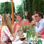 Guests Dining at Tutto il Giorno Southampton