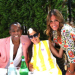 Frederick Anderson, Bonnie Young & Kelly Bensimon