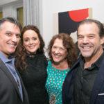 Robert Cuccioli, Melissa Errico, Karen Ziemba & Richard Troxell