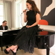 Purist Hosts Melissa Errico's Album Release Party at 108 Leonard