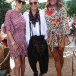 Cristina Cuomo, Donna Karan & Kelly Bensimon