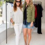 Cristina Cuomo & Kristen Lund