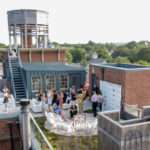 Sag Harbor Watchcase Factory Rooftop