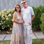 Roxine Brown & Charles Fischler