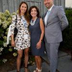 Cristina Cuomo, NY Lieutenant Governor Kathy Hochul, & Joseph Montag
