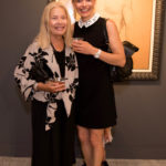 """Guests at """"Kiss & Tell"""" Opening Reception at RJD Gallery"""