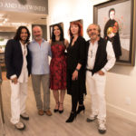 Mago, Guest, Andrea Kowch, Mary Jane Ansell & Richard Demato