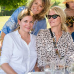 Gigi Howard, Tanya Golesic & Guest